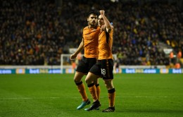 Ruben Neves (left) and Diogo Jota (right)